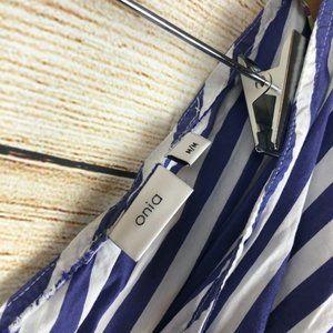 Onia Swim - Onia striped swim coverup size M / 0044
